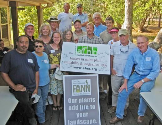 FANN members at 2011 Spring Social