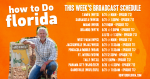 TV broadcast schedule for Flip Your Florida Yard native landscape makeover